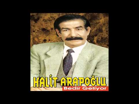 Halit Arapoğlu - Ağla Sevgilim (Deka Müzik)