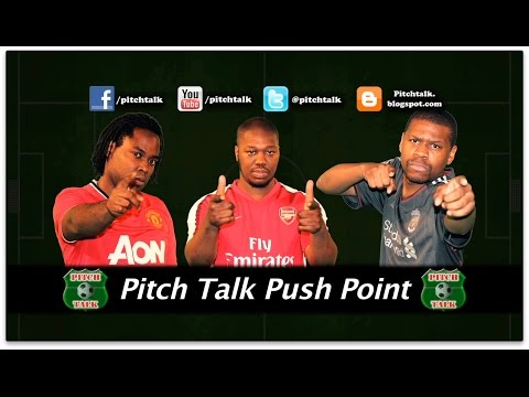 Pitch Talk Push Point 04-07-2016 - Will British football suffer due to Brexit?