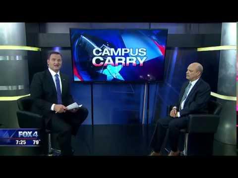 El Centro College president discusses campus carry