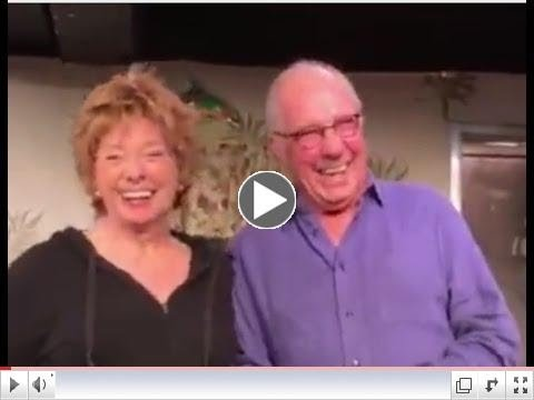 Share a laugh and personal message from Jenny O'Hara and Nick Ullett