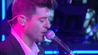 Watch Robin Thicke I Love It icona Pop Cover video