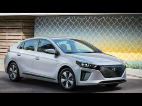 2018 Hyundai Ioniq Plug In Hybrid first drive review