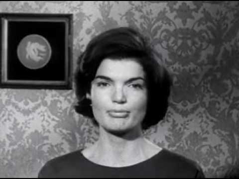 Jackie Kennedy español ~ JFK 1960 Election Ad