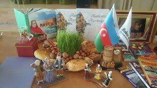 «Урок Дружбы» по азербайджанской культуре