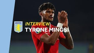 Interview | Tyrone Mings on England