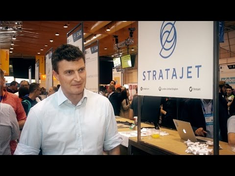 Stratajet at Web Summit 2016