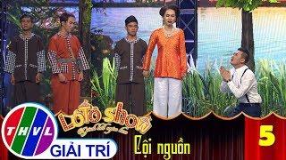 THVL | Lô tô show - Gánh hát ngàn hoa | Tập 5: Đò tình - Đoàn Sài Gòn Tân Thời