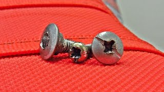 Ultimate Guide To Removing Stripped Bolts And Screws