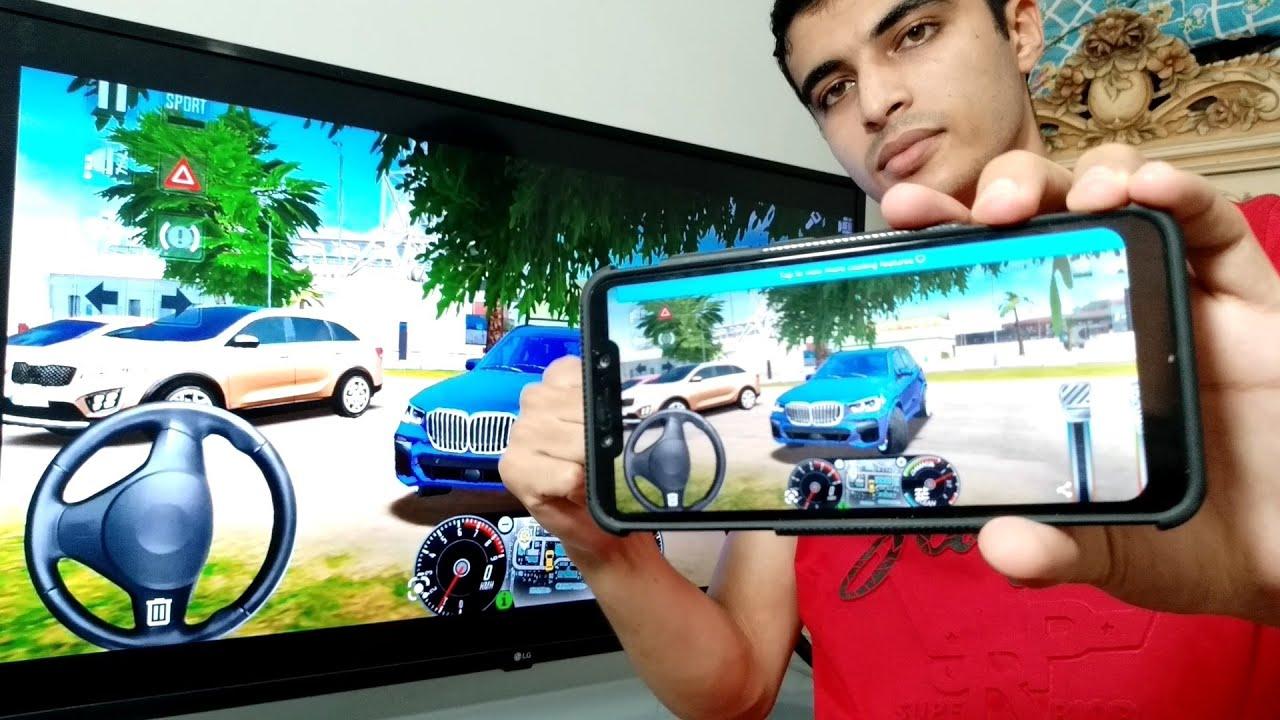 الطريقة الصحيحة لتوصيل هاتف الاندرويد بالتلفزيون والتي تصلح لاي شاشة سمارت Youtube