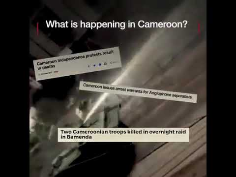 Recap of the southern Cameroon story