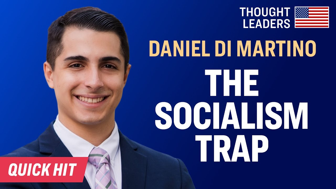 How Socialism Destroyed Venezuela, Once Latin America's Richest Nation—Daniel Di Martino [CPAC 2020]