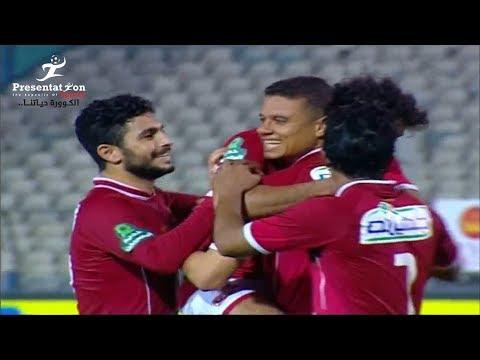 أهداف مباراة الأهلي 5 - 0 النصر   الجولة الـ 25 الدوري المصري