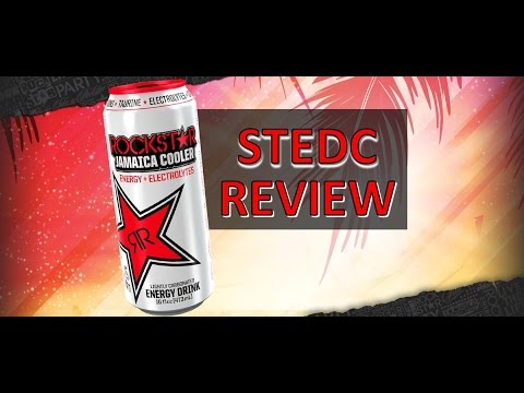 STEDC Review - Rockstar Energy Jamaica Cooler