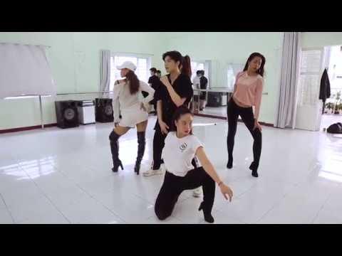 Noo Phước Thịnh tập nhảy cho Hong Kong Asian-Pop Music Festival 2018