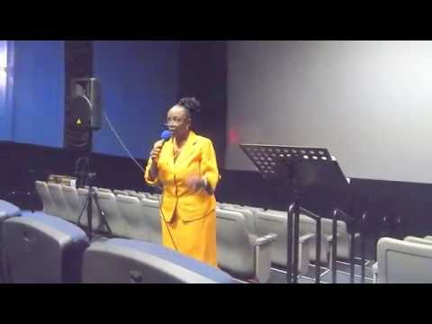 1st Sermon at the Word Alive Worship Center, Decatur TX by Dr. Florence - Nov 2, 2014.
