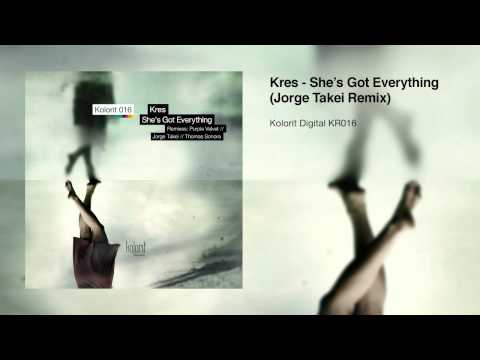 Kres - Shes Got Everything (Jorge Takei Remix) [Kolorit Digital KR016] Mp3