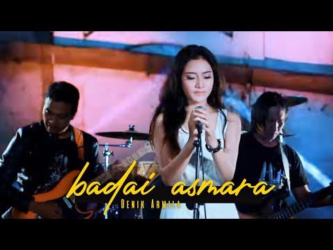 Denik Armila - Badai Asmara [Official Music Video]