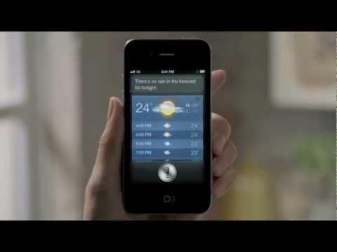 iPhone 4S Siri Ad - 4 Languages (French, German, Australian & British English)