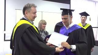 Выпуску магистров очно-заочной формы обучения в ЕГФ РУДН