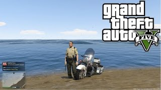 Gambar cover Grand Theft Auto 5 Mods LSPDFR - ACTUAL POLICING W/SHERIFF