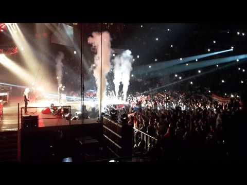 Marko Perkovic Thompson Bojna Čavoglave Live Arena Split 23.12.2014
