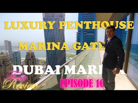 Fair review of penthouse in Marina Gate II Dubai Marina