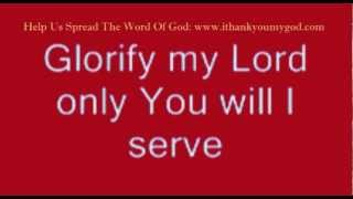 Adonai - Hillsong lyrics