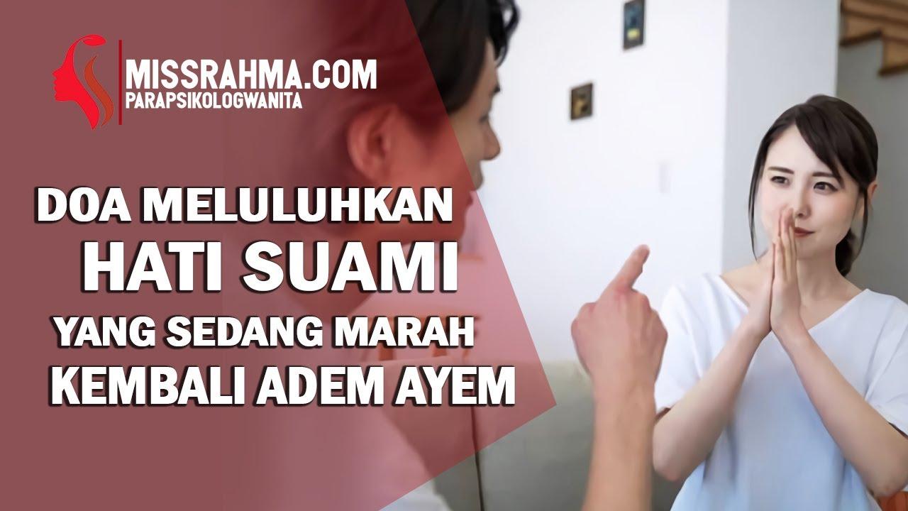 Doa Meluluhkan Hati Suami yang Sedang Marah, Kembali Adem Ayem