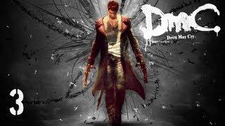 Прохождение DMC: Devil May Cry - Миссия 3 — Родословная: Спарда, Ева, Вергилий