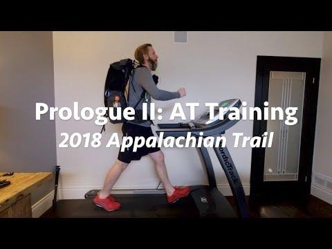 My 2018 Appalachian Trail Training Regime