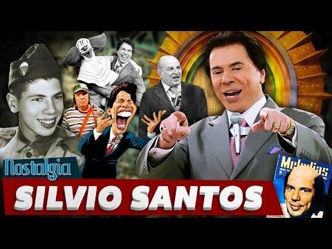 SILVIO SANTOS - Nostalgia