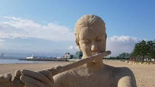 모래 예술
