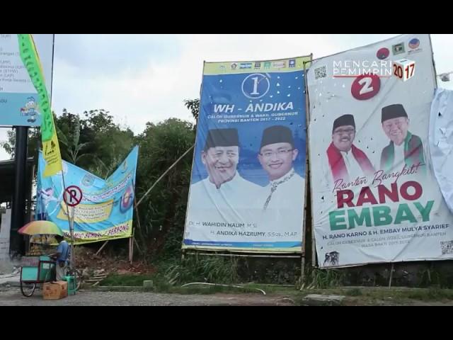 KPU Banten Sosialisasi Alat Peraga Kampanye