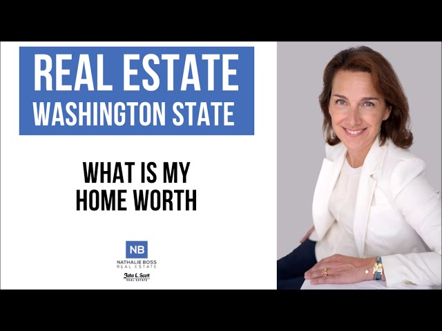Seattle and Eastside homeowners: How much does your home worth?