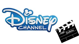 Disney Channel Logo Evolution