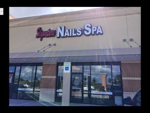 Signature Nails Spa - Houston, TX 77041