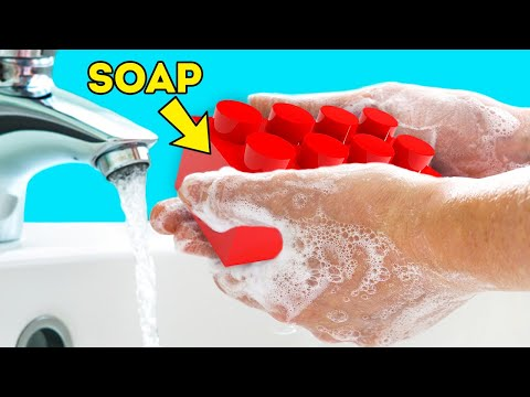 fun-diy-soap-crafts-that-are-easy-to-make-||-how-to-make-soap-at-home