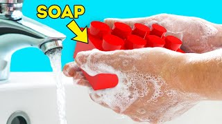 FUN DIY SOAP CRAFTS THAT ARE EASY TO MAKE || How To Make Soap At Home