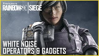 Rainbow Six Siege: White Noise Operators Gameplay and Starter Tips | UbiBlog | Ubisoft [NA] thumbnail