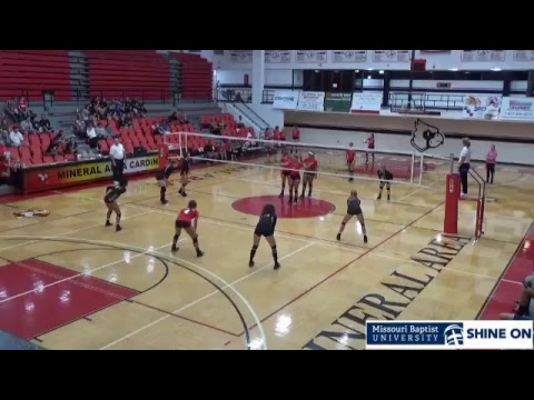 Volleyball - #15 MAC vs. Rend Lake College