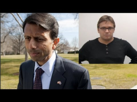 Why Bobby Jindal Will Never Be President