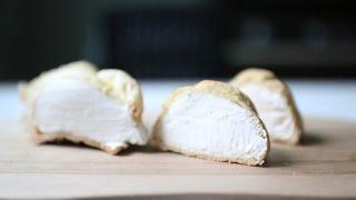 [노오븐 베이킹] 냄비로 슈크림 만들기 Pot Cream Puffs | hanse한세 #ASMR