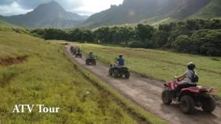 ATV Adventure at Kualoa Ranch