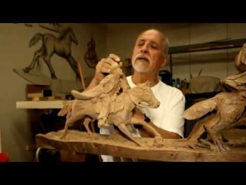 The Wood Magician - Osvaldo Orellana, Wood Sculptor