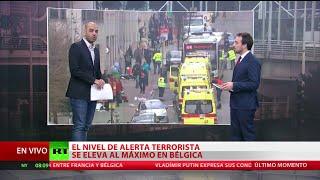 Atentados en Bruselas: Esto es todo lo que se sabe por el momento (Cobertura especial)