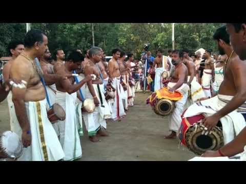 Kerala God's own Country - Temple Festival