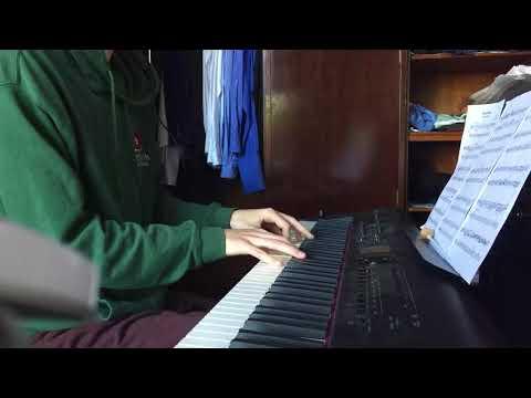 Beyond the sea-Piano Solo arrangement