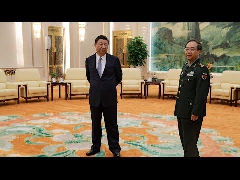 房峰辉曾放狂话:一枪要了习近平 | 梁峻说事(20190520)