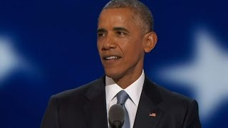 オバマ米大統領、別れに希望を語り バトンを次へ