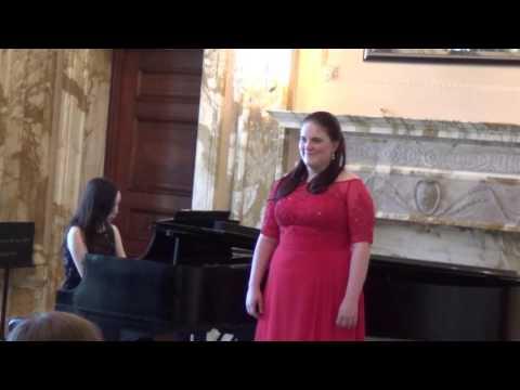Caitlin Richardson Junior Recital Part 2